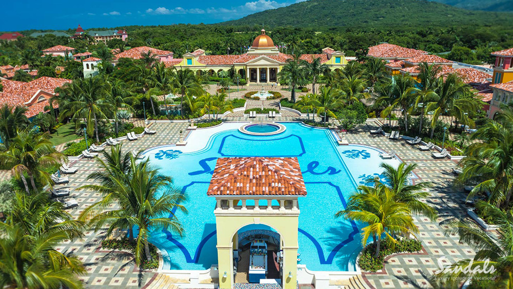 sandals south coast all inclusive vacation jamaica
