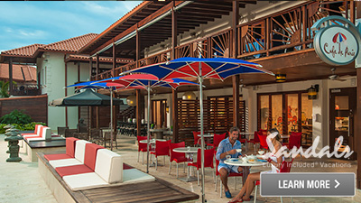 sandals grenada best places to eat caribbean