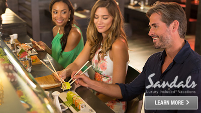 sandals grenada caribbean best places to dine