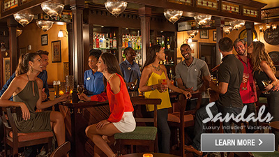sandals grenada best places to drink