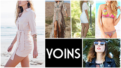 yoins sexy vacation clothing beachwear