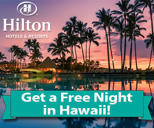 hilton hawaii best online travel deals