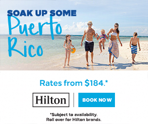 hilton puerto rico best vacation deals