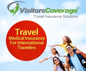 travel insurance comparisons visitors coverage