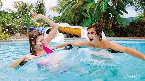 best water park resorts