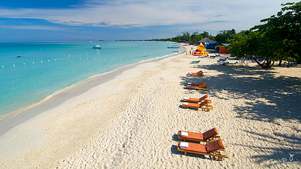 grand pineapple beach negril jamaica beach vacation