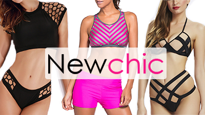 newchic sexy vacation swimwear