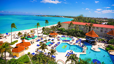 breezes spa resort bahamas fun things to do