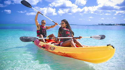breezes resort spa bahamas fun things to do