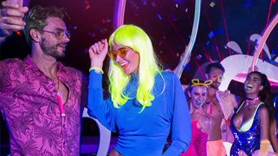 temptation activities entertainment cancun mexico parties