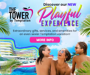temptation tower playful experience cancun mexico party resort