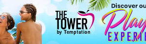 temptation tower playful experience cancun mexico topless travel