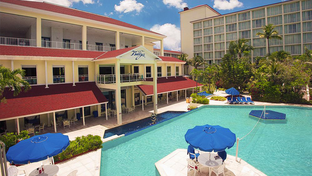 breezes resort spa bahamas tropical travel
