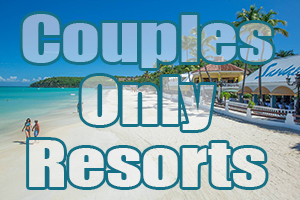 best couples only resorts