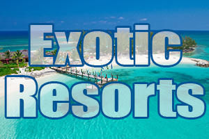 best exotic resorts