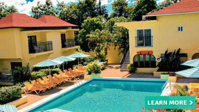 Rooms Negril Jamaica family holiday