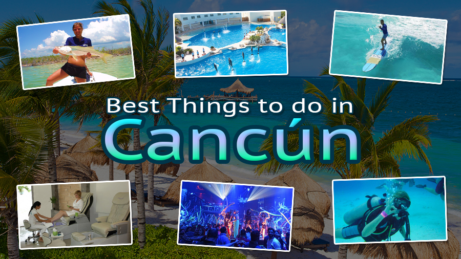 Best Things To Do In Cancun Mexico Caribbean Tourist