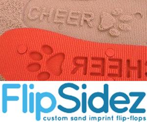 flipsidez customized sandals flip flops