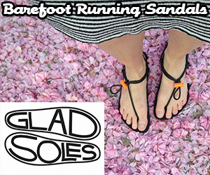 gladsoles barefoot running shoes