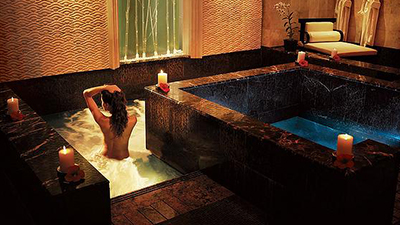 atlantis island paradise best places to relax spa