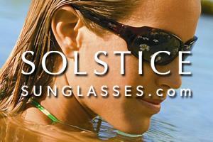solstice designer sunglasses