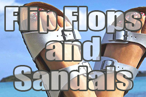 best flip flops and sandals