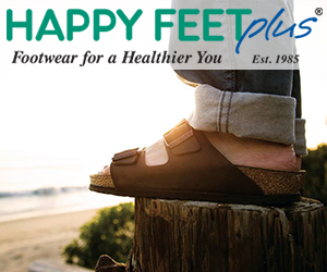 happy feet sandals