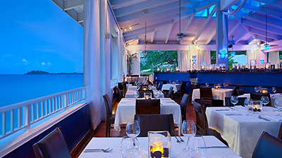 frenchman's reef & morning star marriott beach resort best bar st. thomas