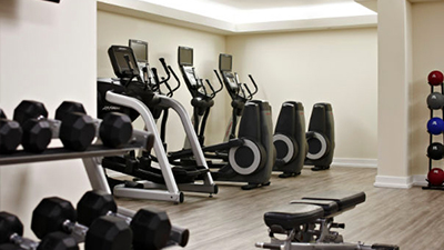 grand cayman marriott resort beach caribbean best places to work out