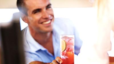 grand cayman marriott resort beach caribbean best places to drink