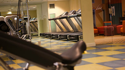 renaissance curacao resort and casino fitness center
