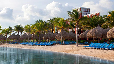 renaissance curacao resort and casino best places to swim caribbean