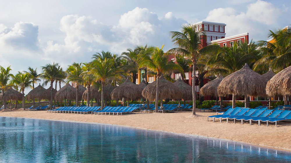 renaissance curacao resort & casino caribbean luxury hotel