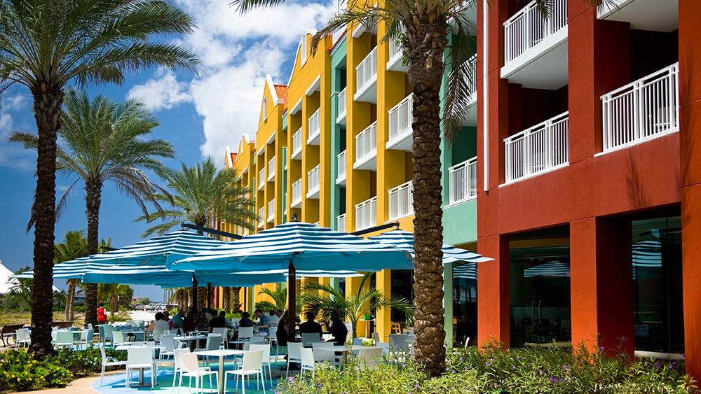 renaissance curacao resort & casino caribbean best places to stay