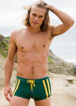 men's designer swimwear sexy men's swimsuit bathing suit