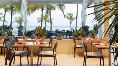courtyard marriott isla verde beach resort puerto rico best places to eat
