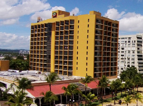 Courtyard Marriott Isla Verde Beach Resort Caribbean Hotel Puerto Rico