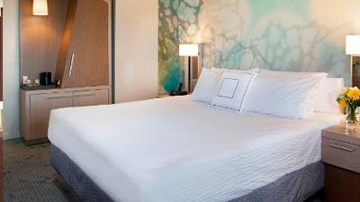 courtyard marriott isla verde beach resort puerto rico best places to sleep