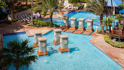 san juan marriott resort and stellaris casino best places to swim