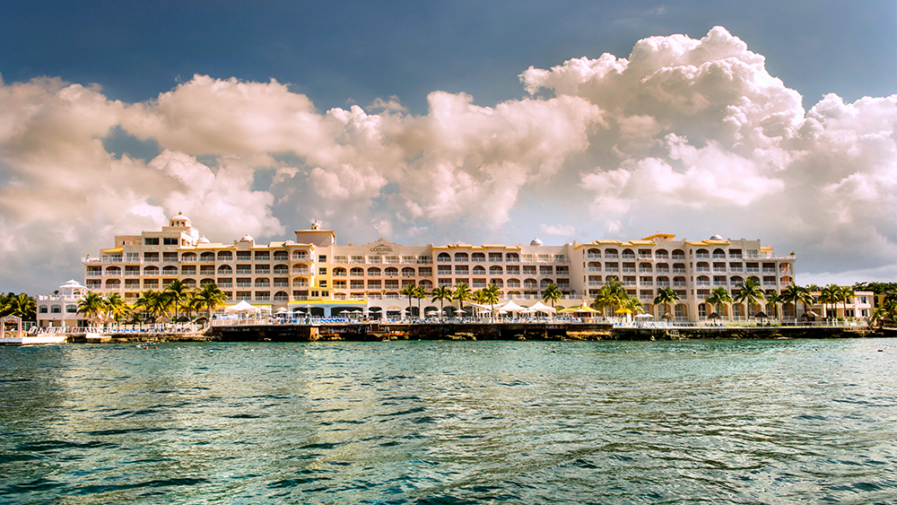 cozumel palace resort caribbean luxury hotel