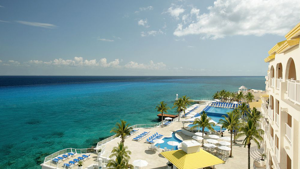 cozumel palace beachfront resort mexico