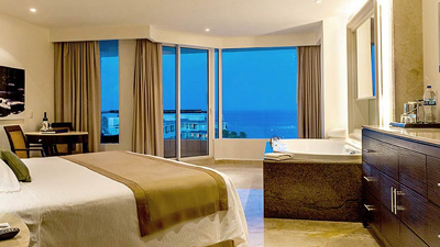 moon palace cancun hotel best place to sleep
