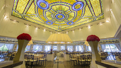 moon palace cancun resort best place to italian dining