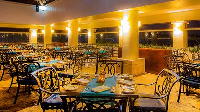 moon palace cancun resort best restaurant