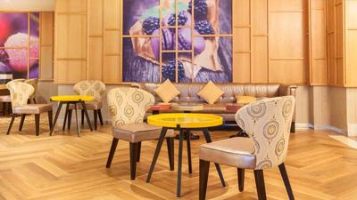 moon palace cancun lounge