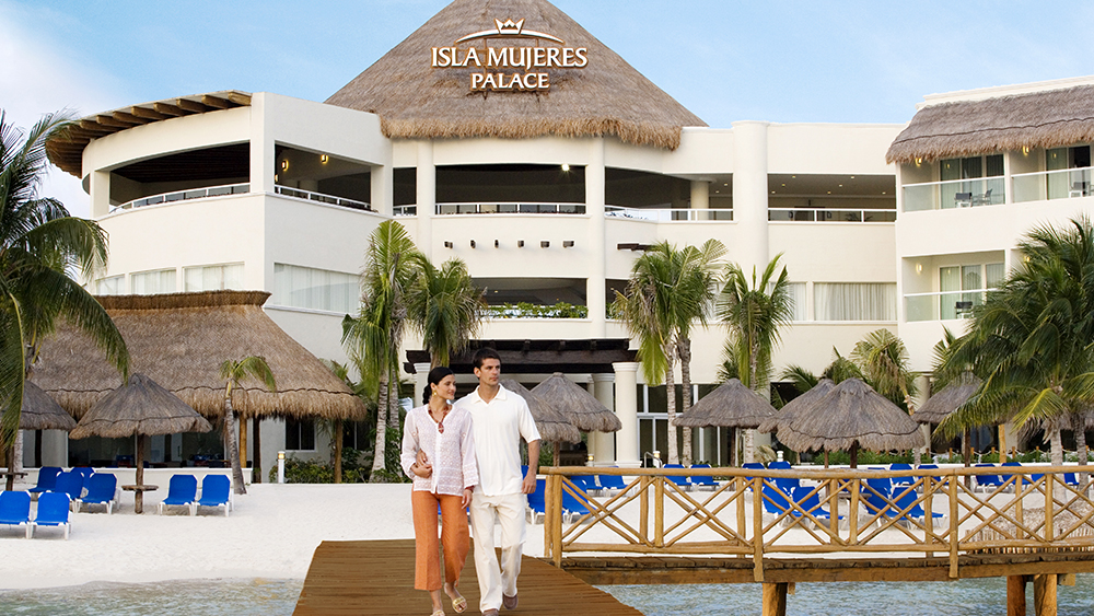 isla mujeres palace all inclusive resort mexico