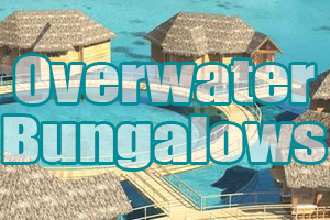 overwater bungalows villas jamaica