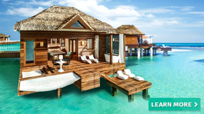 sandals grande st lucian overwater bungalows vacation caribbean