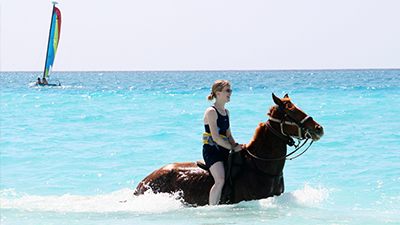 senses private swingers club dominican republic horseback riding