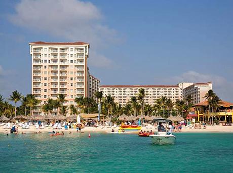 Marriott S Aruba Surf Club Caribbean Vacation Travel